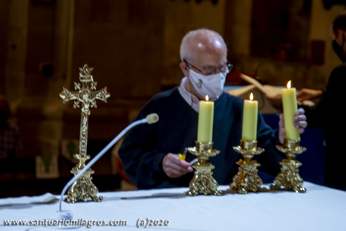Preparación de la Eucaristía