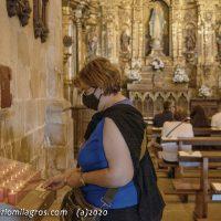 Ofrenda de velas
