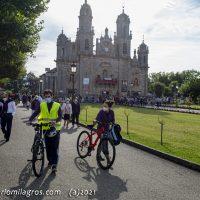 Peregrinando en bici