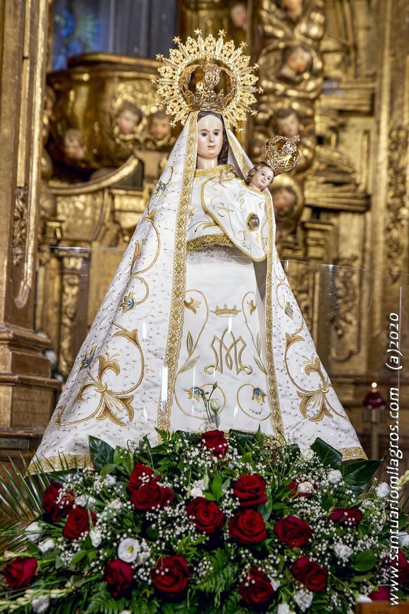 Ntra Señora de los Milagros