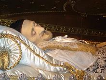 San Vicente reliquias