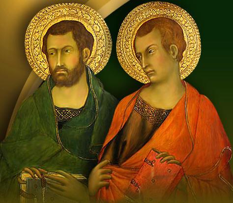 Santos Simón y Judas