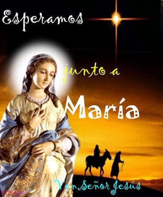 junto a Maria