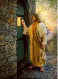 llamando puerta