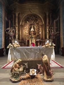 misterio altar mayor