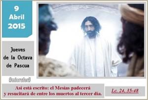 Jueves Pascua