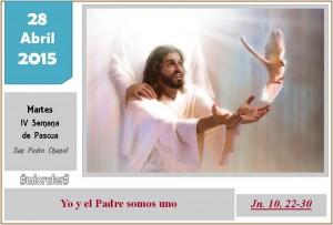 Martes IV Pascua