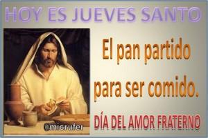jueves santo 1