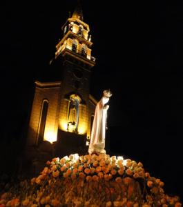 Fatima procesión