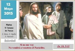 Martes VI Pascua