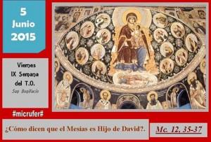 Viernes IX Ordinario