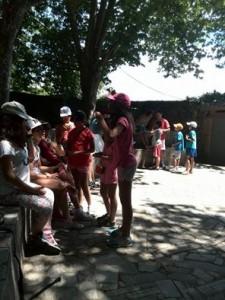 Campamente Santiago Caldas
