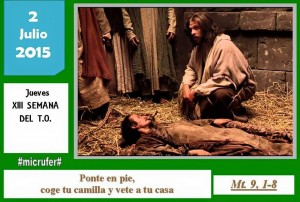 Jueves XIII Ordinario
