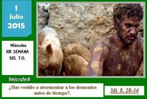 Miércoles XIII Ordinario