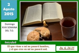 Domingo XVIII Ordinario