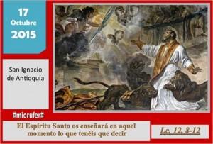 Sábado XXVIII Ordinario