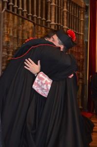 abrazo vicario