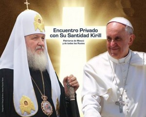 Papa y Kirill