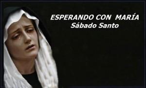 Sábado Santo Virgen