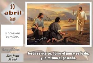 Domingo III Pascua