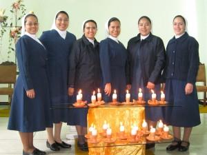 Hijas de la Caridad seminario