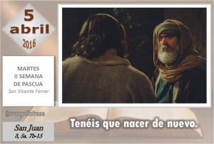 Martes II Pascua