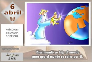 Miércoles II Pascua