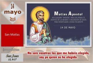 Sábado VII Pascua