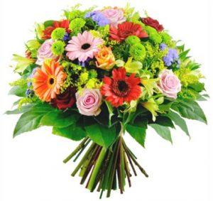 ramillete flor campestre