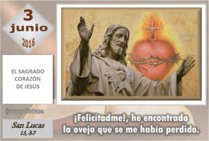 Viernes Sagrado Corazón