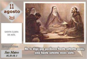 Jueves XIX Ordinario
