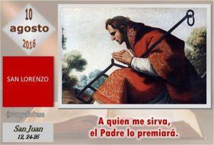 Miércoles XIX Ordinario