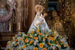 Ntra. Señora de los Milagros