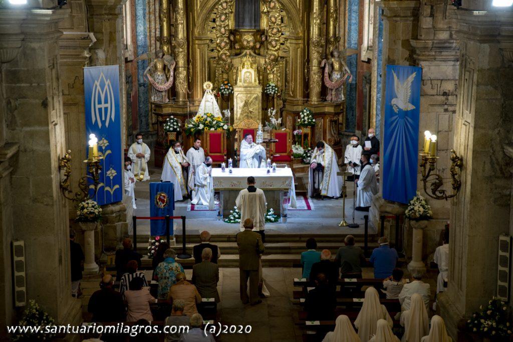 Acto Eucarístico ante el Santísimo